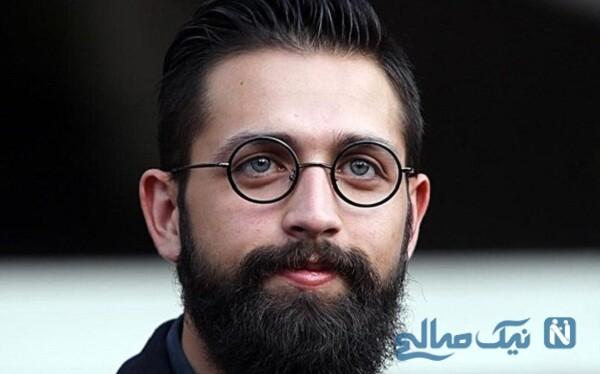 درخواست طلاق سویل خیابانی از همسرش محسن افشانی