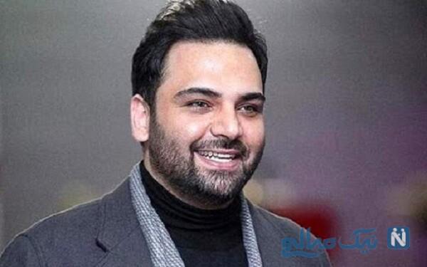 شوخی جالب احسان علیخانی با سید بشیر حسینی در عصر جدید