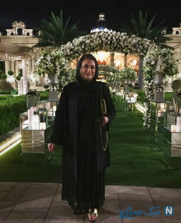 مریم امیر جلالی در عروسی خانم بازیگر