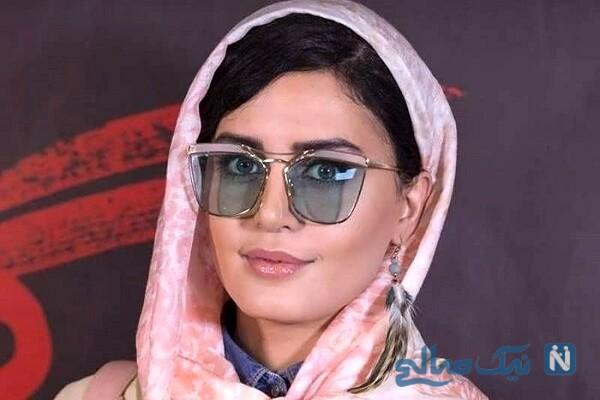 الناز شاکردوست و چهره بدون آرایش بازیگران ایرانی