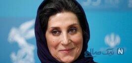 فاطمه معتمد آریا بازیگر معروف و همسرش احمد حامد