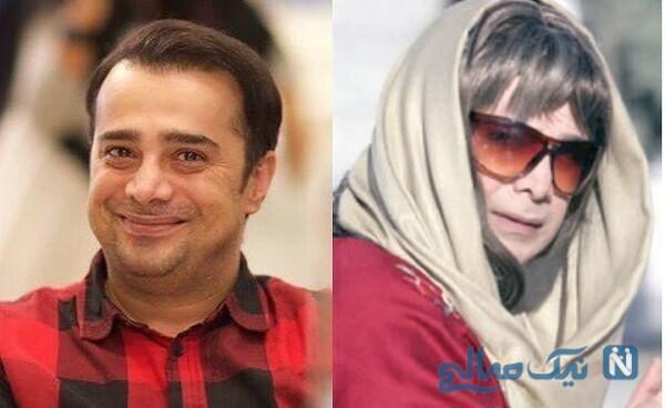 تغییر جنسیت بازیگران از نیوشا ضیغمی تا شبنم قلی خانی
