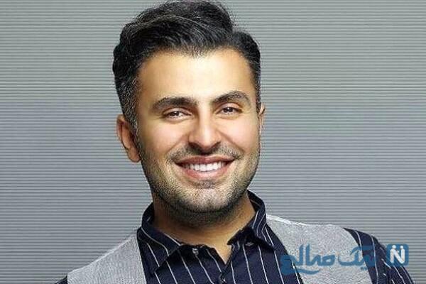 تغییر مدل مو و چهره علیرضا طلیسچی خواننده معروف در خانه