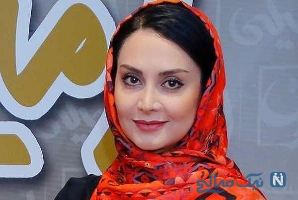 تصاویر متفاوت مریم خدا رحمی بازیگر سریال دخترم نرگس