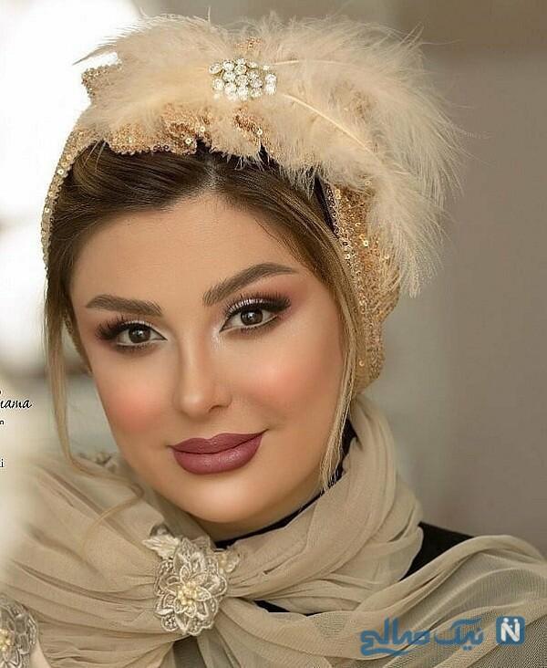نیوشا ضیغمی و بازیگران مدلینگ ایران