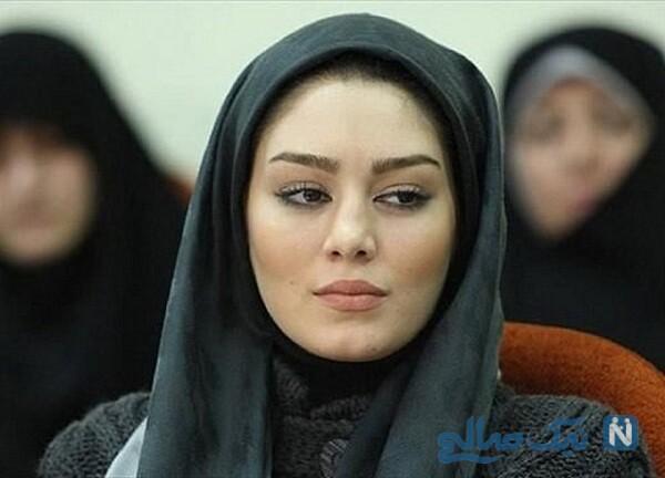 سحر قریشی و بازیگران مدلینگ ایران