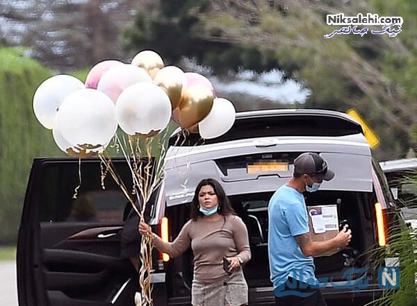 عکس جشن تولد جنیفر لوپز در 51 سالگی و پست اینستاگرامی نامزدش