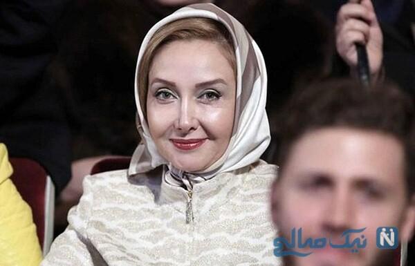 عکس جدید کتایون ریاحی بازیگر معروف و حیوان خانگی بامزه اش