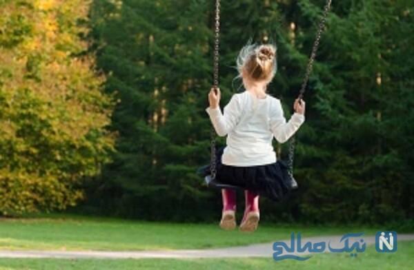 لحظه ربودن دختر ۲ ساله در پارک بازی و روزهای کرونایی