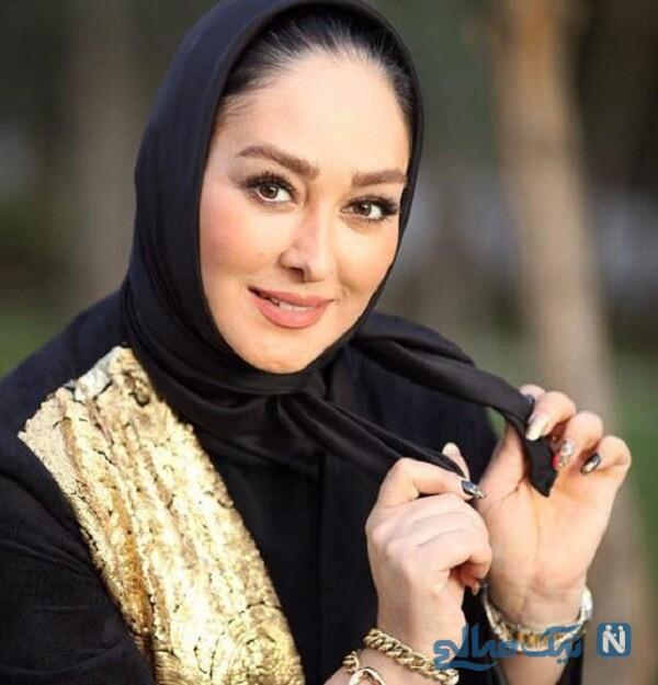 لایو الهام حمیدی بازیگر