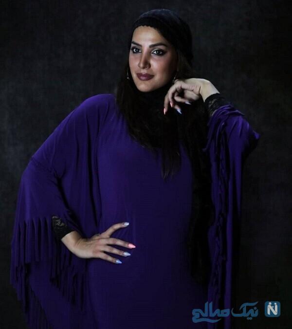 لایو نسیم باقریان بازیگر