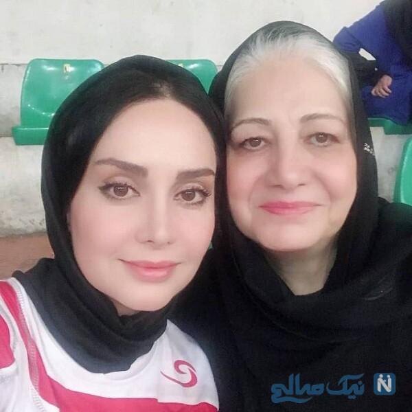 مادر مریم خدارحمی بازیگر
