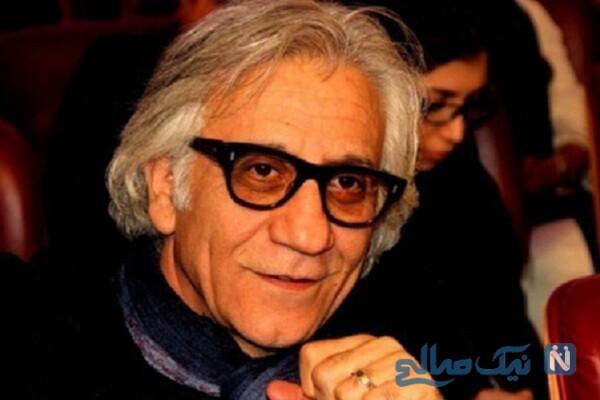 جشن تولد مسعود رایگان همسر رویا تیموریان بازیگر هم گناه