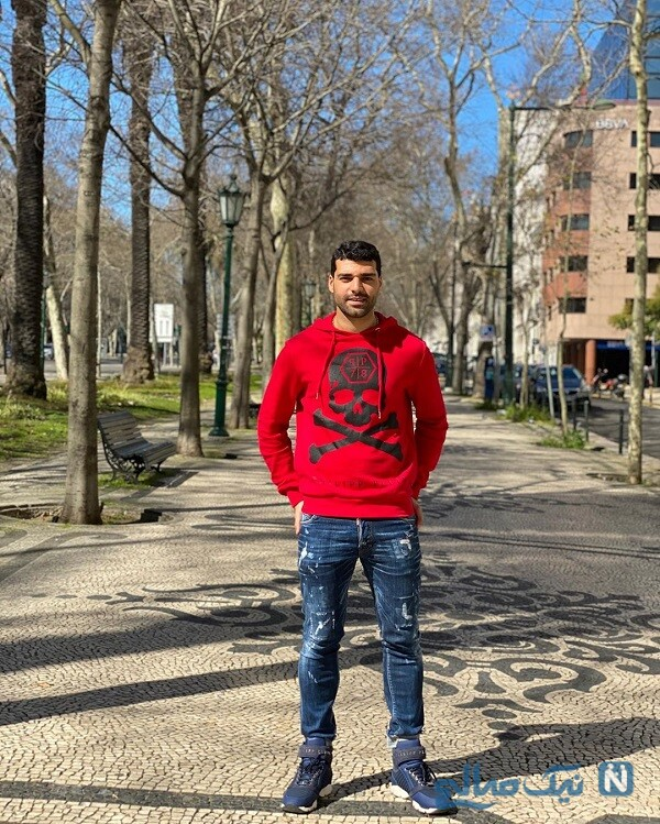لژیونر ایرانی