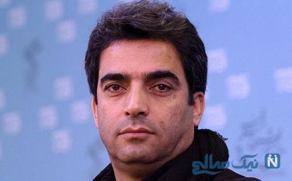 تبریک منوچهر هادی به محمد امین کریم پور فعال اینستاگرامی