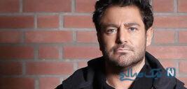 محمدرضا گلزار سوپر استار سینمای ایران در لباس خاطره انگیز تیم پاس