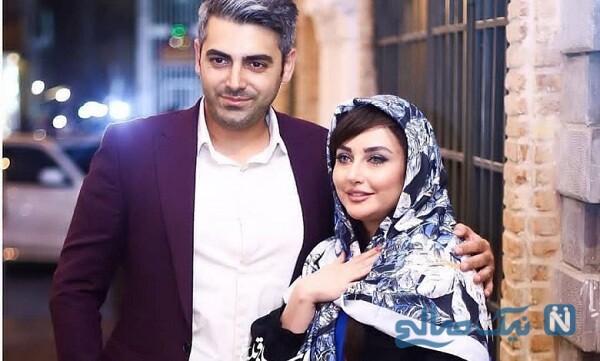 مجری تلویزیونی و همسرش