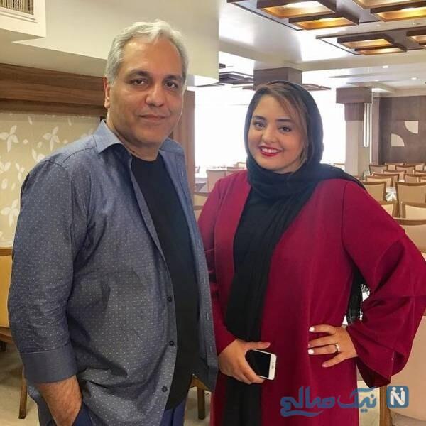 نرگس محمدی و آقای بازیگر