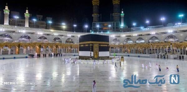 مراسم حج واجب در عید قربان