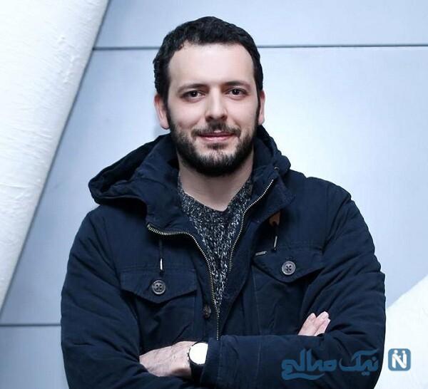 عکس جدید پدرام شریفی هم گناه
