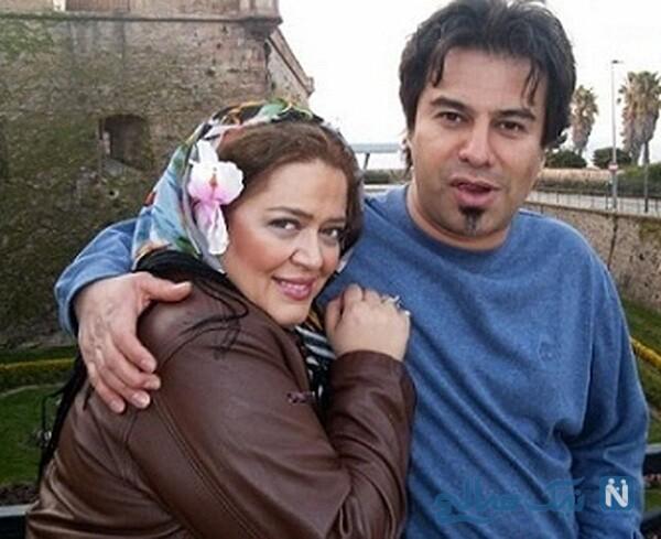 همسر سابق نویسنده ایرانی