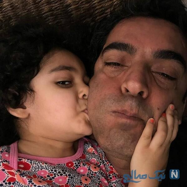کارگردان معروف و دخترش