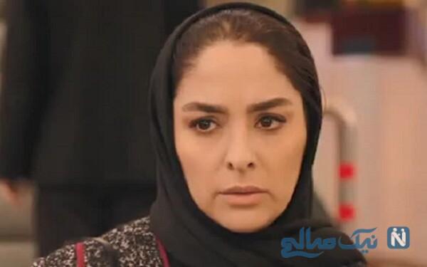 مارال بنی آدم سارا در سریال هم گناه و همسرش