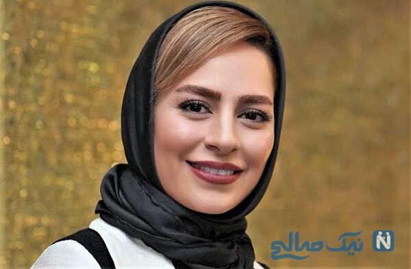 تصویر جدید سمانه پاکدل بازیگر همسر هادی کاظمی