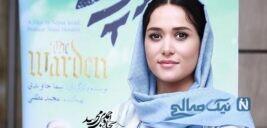 عکس زیبای پریناز ایزدیار بازیگر در روز تولدش