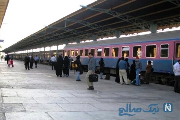 راه اهن تهران