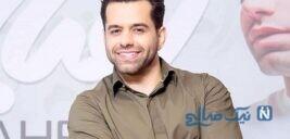 اولین صحبت های رضا بهرام خواننده مشهور بعد از ابتلا به کرونا