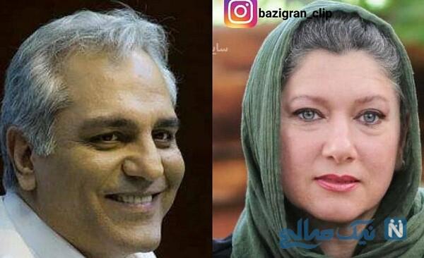 شایعه ازدواج بازیگران مهران مدیری و فریبا متخصص