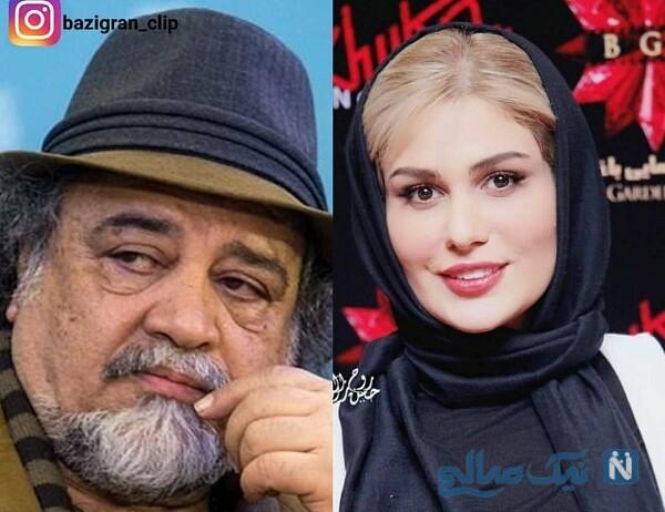 شایعه ازدواج بازیگران محمدرضا شریفیان و رز رضوی