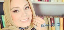 چهره جدید صبا راد مجری سابق تلویزیون با ماسک