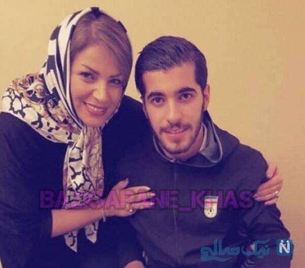 مادر سعید عزت اللهی