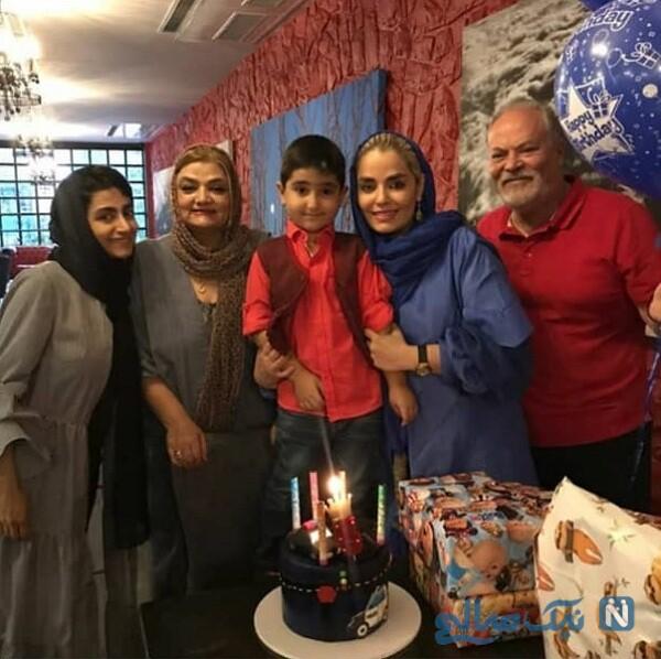 جشن تولد سانیار