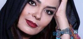 تصویر سارا خویینی ها بازیگر درکنار دخترش غنچه وثوقی