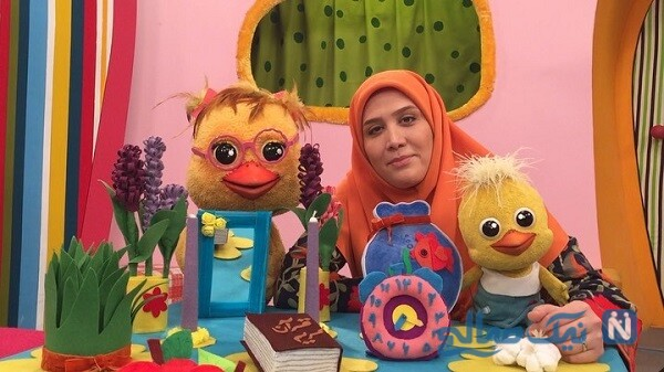تصویر جدید سارا روستا پور مجری خاله سارا در تلویزیون