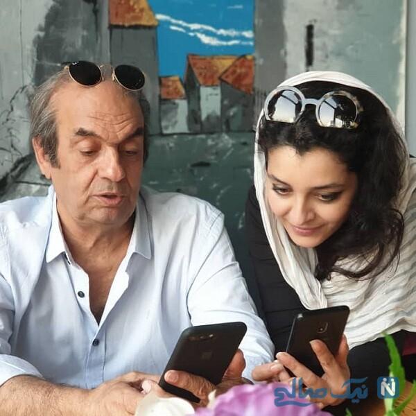 موبایل بازی بازیگر سریال دل و پدرش