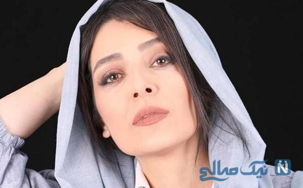 تبریک ساره بیات بازیگر سریال دل برای سالگرد ازدواج خواهرش