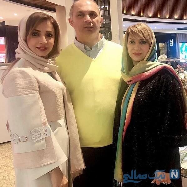 عمه خانم بازیگر