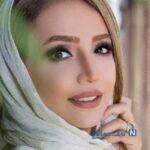 تغییر چهره شبنم قلی خانی و طبیعت گردی خانم بازیگر