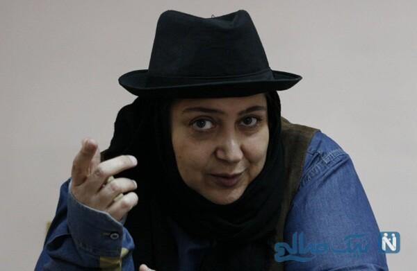 شهره لرستانی بازیگر بعد از کاهش وزن ۴۰ کیلویی