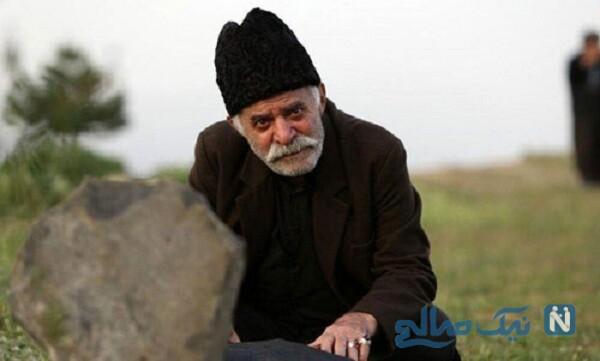 تصاویری از تشییع و خاکسپاری سیروس گرجستانی