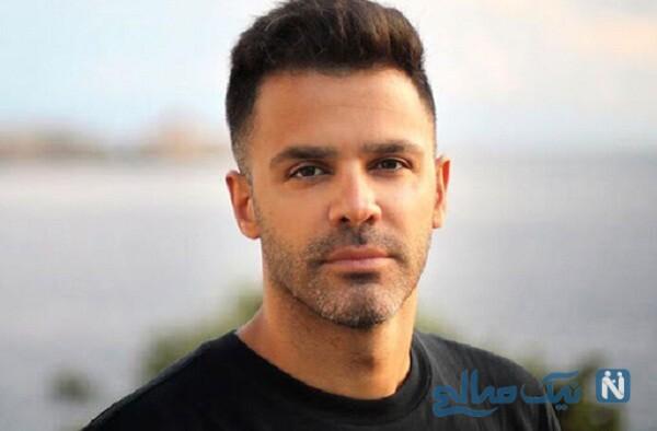 جشن تولد ۳۸ سالگی سیروان خسروی خواننده معروف