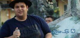 سهیل غلامرضاپور کمدین معروف خندوانه ازدواج کرد + عکس همسرش