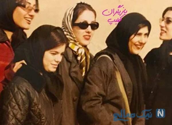 لیلا اوتادی و عکس دانشجویی بازیگران