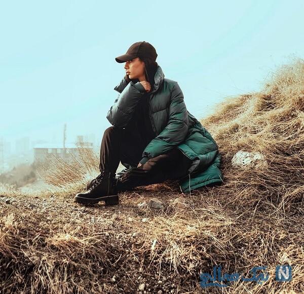 عکس خاص بازیگر زن