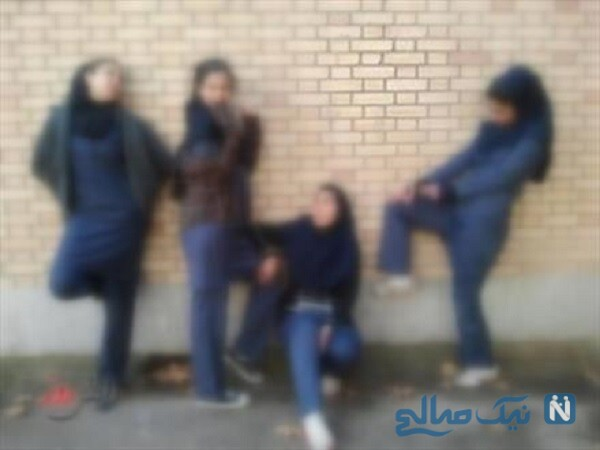 فیلمی عجیب از رگ زدن دختران تهرانی