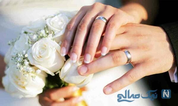 زیباترین کارت عروسی زوج جوان